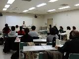 声と表情で第一印象UP講座様子 (4)