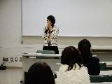 声と表情で第一印象UP講座様子 (6)