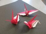 折り紙つる